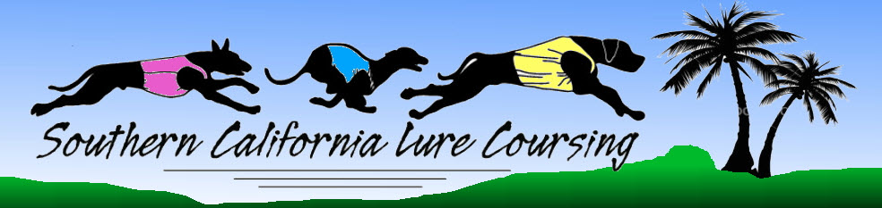 Regional Agilty & Lure Coursing Events